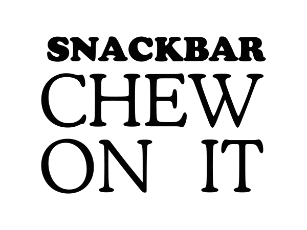 Snack bar Chew on it
